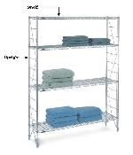 Metro Erecta Shelves