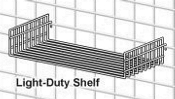 Metro Light-duty Grid Shelf
