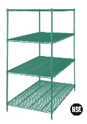 Metro Super Wide Super Erecta Shelving, Metroseal 3
