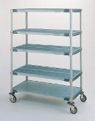 MetroMax Par Level/Stock Cart - Standard
