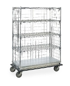 Linen Exchange/Transport Cart