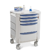 "Laboratory Cart - 42"" High"