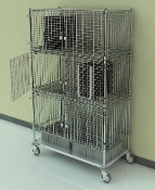 Security Cage Locker -Mobile