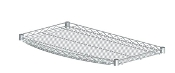 Appeal Super Erecta Drop Mat Shelf