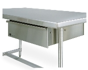 Deluxe Drawer - Stainless Steel Finish