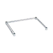 Metro Three-Sided Frame, Chrome