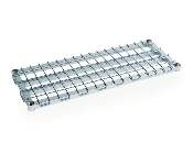 Metro Super Dunnage Shelf, Chrome