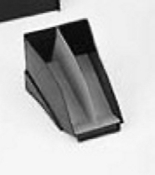 Dividers for Stacking Bins - Bentron Black Conductive
