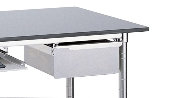 Metro Stainless Steel Drawer for Lab Worktables