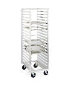 Mobile Tray Rack Unit - End Load, Single Section