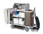 "Metro Lodgix Housekeeping Cart - Standard ""Pro"" model"