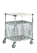 Metro Security Lab Cart