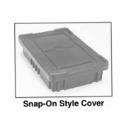 Snap-on and Insert type covers.