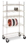 Reel Storage Rack - Mobile