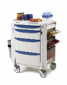 Mini Bar Restocking Cart