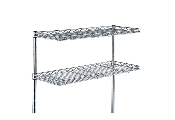 Stainless Steel Cantilever Shelves