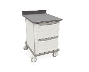 Metro Starsys Single-Wide Unit with 2 file drawers