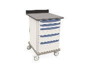 Metro Starsys Single-Wide Unit with polymer drawers