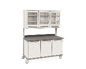 Metro Starsys Triple-Wide Unit with Overhead