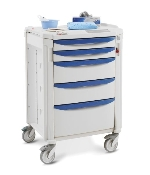 "Treatment Cart - 42"" High"