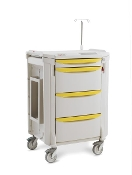 "Isolation Cart - 45"" High"