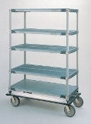 MetroMax Transport/Exchange Cart - Standard