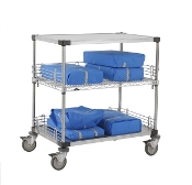 Open Case Cart - Low Profile