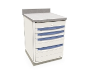Single Wide Cabinet with Drawers