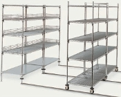 Super Erecta Solid/Stainless qwikTRAK System