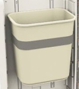Waste Basket and Holder