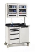 Metro Starsys Double-Wide Unit with Overhead & Sink