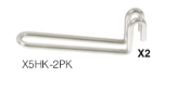 Hook for MetroMax Hanger Rails