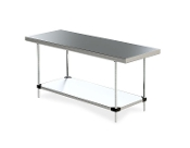 Metro Space Saver Work Tables - 316 Series Stationary