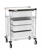 Metro Super Erecta Isolation Cart