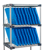 Wav-Dri Tray Drying Cart