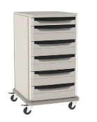 "Starsys 40"" Tall Undercounter Storage Cart"