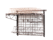 SmartWall Drying Rack